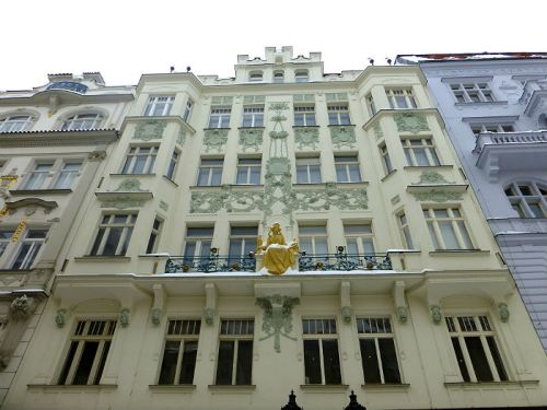 Art Nouveau in Prague