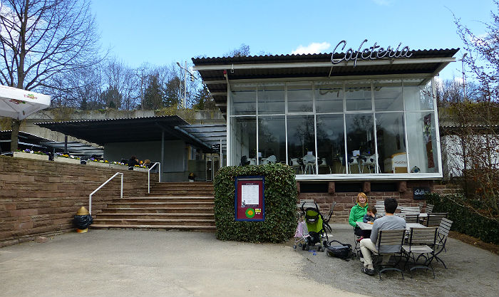 Cafeteria in Ludwigsburg