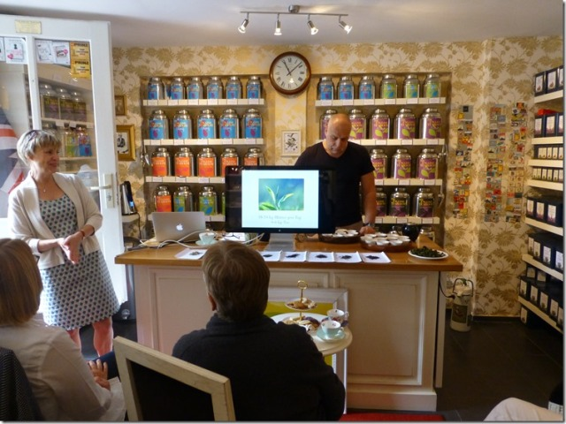 Tea Tasting Seminar at The English Tearoom