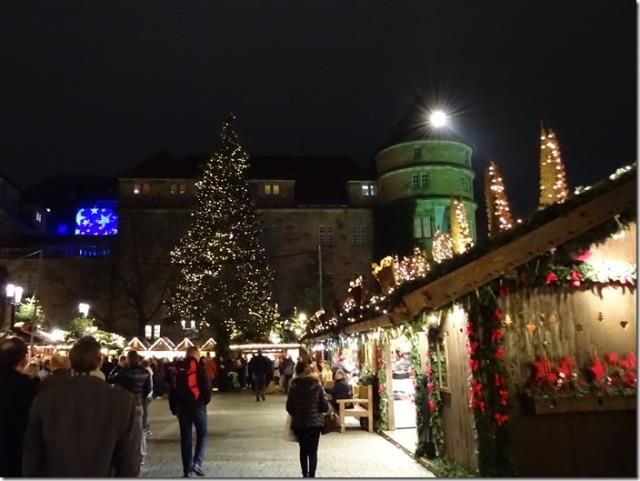 Christmas market 2014