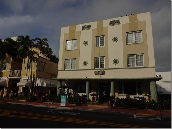miami beach hotel la flora 1