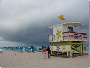 miami beach life guard hut 1