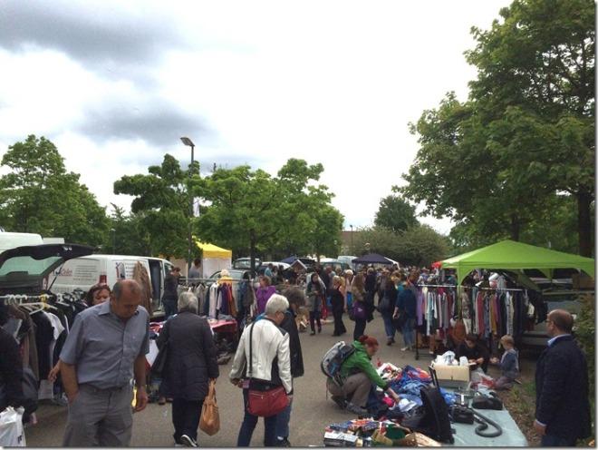 flee market stuttgart vaihingen 2