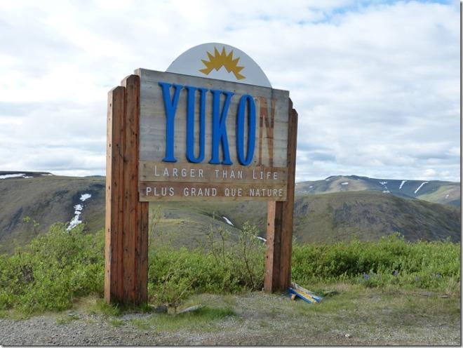 yukon territory border
