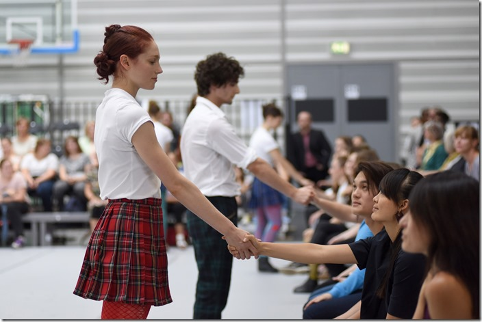 Kamuyot at Colours International Dance Festival 2015 by ReginaBrocke