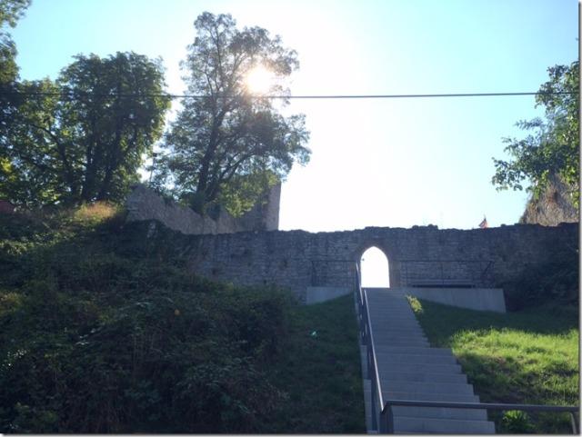 Castle Hofen in Stuttgart 2