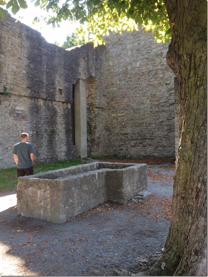 Castle Hofen in Stuttgart 5