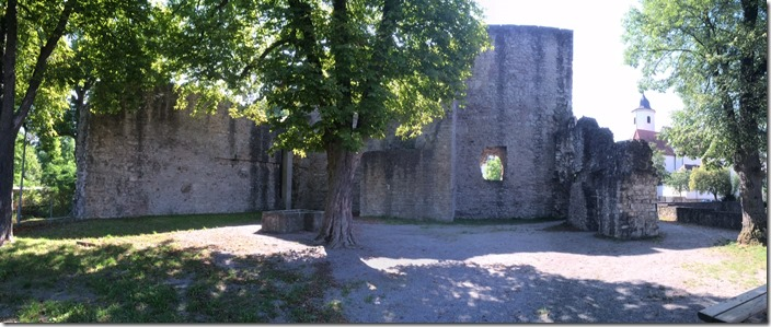 Castle Hofen in Stuttgart 6