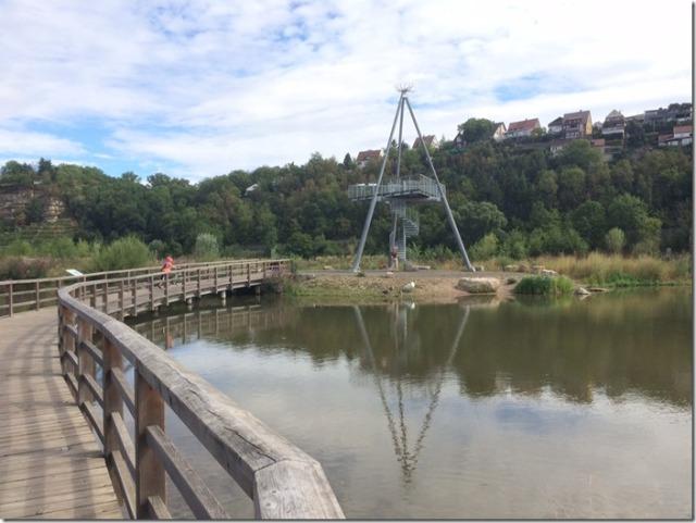 Neckar 4 Zugwiesen