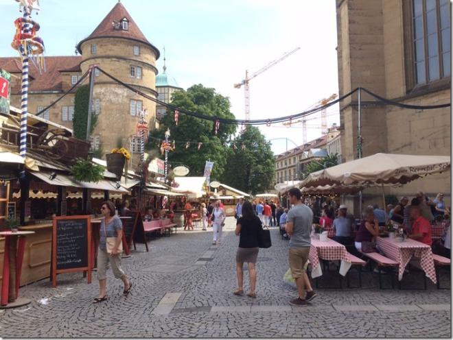 Stuttgarter Weindorf 1
